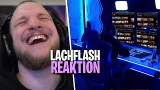 LACHFLASH des TODES - Hungriger Hugo REAKTION -  | ELoTRiX Livestream Highlights