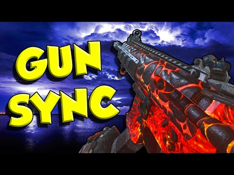 ♪BEAUTY OF ANNIHILATION♪ ~ Elena Siegman Gun Sync (Call of Duty Zombies Lyric Music Video)