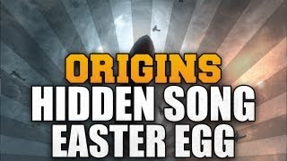 CoD BO2 Zombies: ORIGINS - Hidden Song Easter Egg | Elena Siegman, Maluka, Clark S.Nova - Archangel