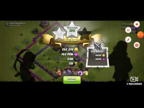 Clash Of Clans Going From TH7 To TH8