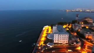 Constanta, Romania - Constantza Port and around - August 2016