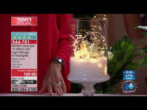 HSN | Christmas in July featuring Soft & Cozy Gifts 07.18.2017 - 01 AM