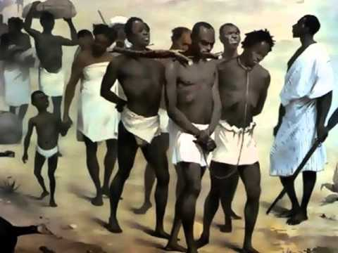 The Origins of the African Slave Trade