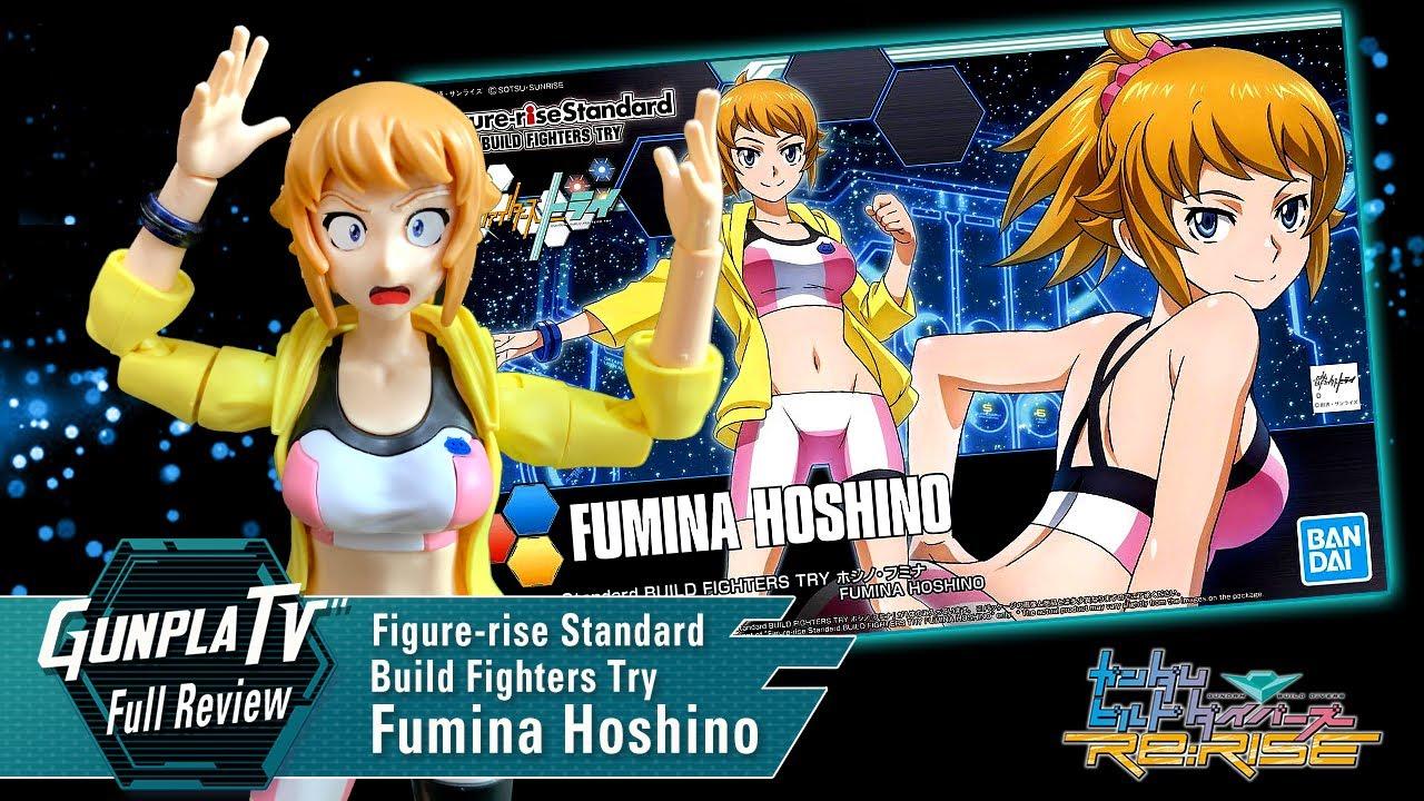 Figure-rise Fumina Hoshino Model Kit BUILD FIGHTERS