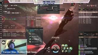 STREAM HIGHLIGHT: Stabber Fleet Vs Vexor