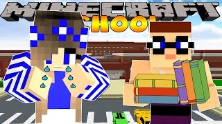 Minecraft School-Little Carly-BEING BULLIED BY THE TEACHER!!