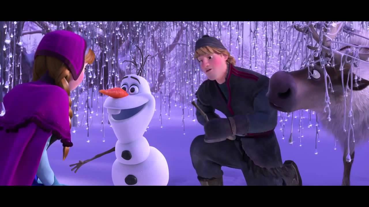 La reine des neiges extrait rencontre avec olaf vf - Reine des neige olaf ...