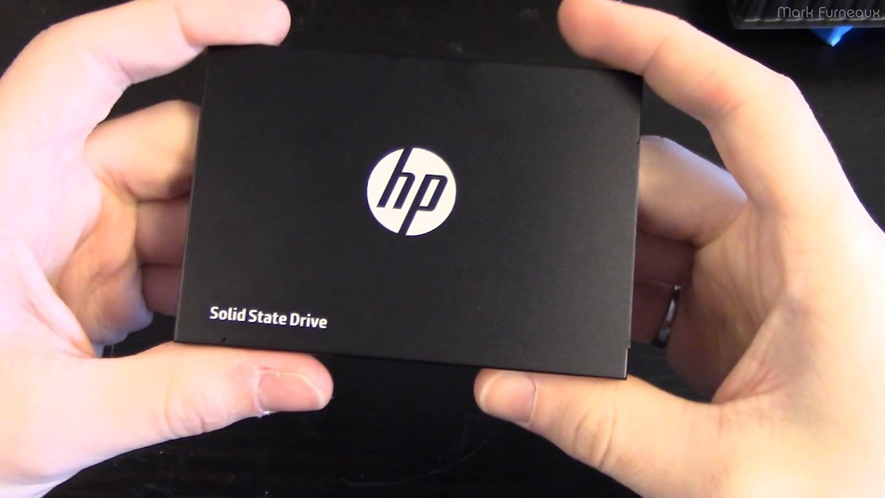 Reviewdown of the Cheap HP S700 SSD