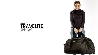 Travelite Kick Off Wheeled Duffle - Bagageonline