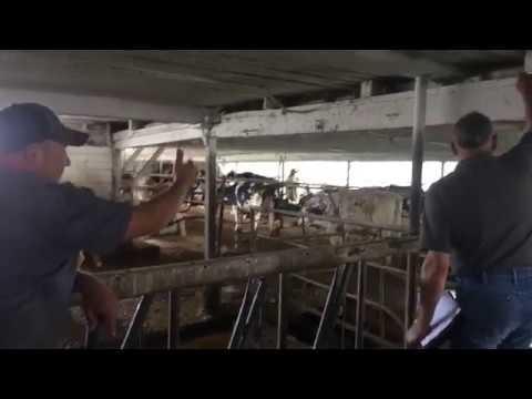 Farm insurance , The Cooperators' inspection
