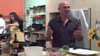 Cook or Be Cooked party w/ Iron Chef Michael Symon