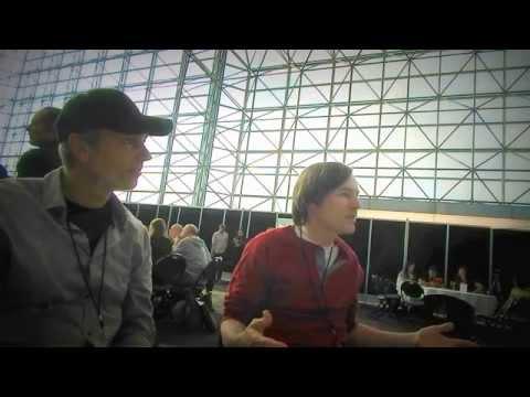 SyFy's The Expane Roundtable NYCC w Ex Producers Mark Fergus & Hawk Ostby