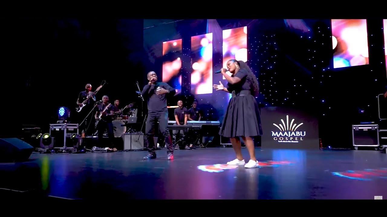 Download Live Recording MUNGU WA MAAJABU - Mungu wa Maajabu by Deborah Lukalu feat Mike Kalambay