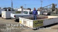 Waste Removal & Recycling Inc.   Sacramento, CA
