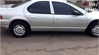 2000 Dodge Stratus Used Cars Cheyenne WY