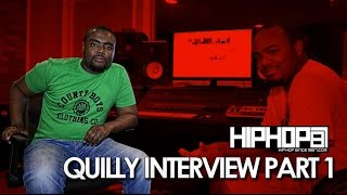 Quilly Talks New Album, Probation Violation, Meeting Jeezy & More With HHS1987