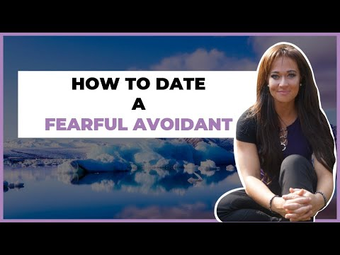 dating a fearful avoidant attachment