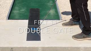 Felt Lane 11 - Double Gate (World Championships 2017)