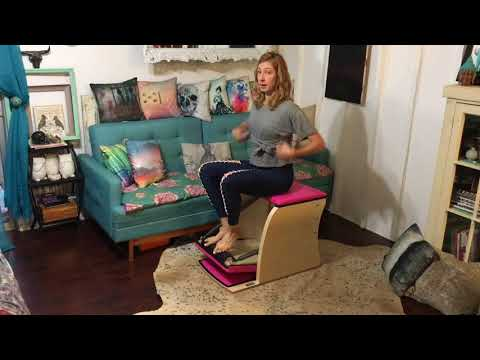 Tips for Footwork on the Wunda Chair - Lesley Logan Pilates
