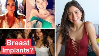DO I HAVE BREAST IMPLANTS?