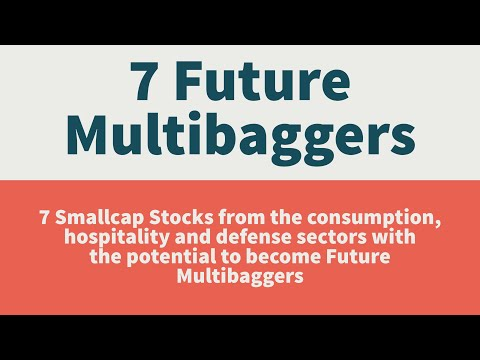 7 Smallcaps from the consumption,hospitality and defence sector which may be Future Multibaggers