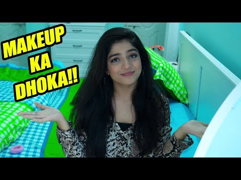 MAKEUP KA DHOKA || Hyderabad Diaries