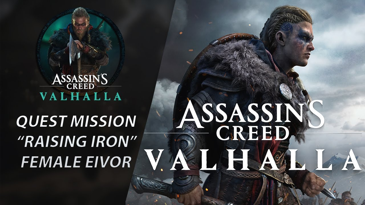 Assassin S Creed Valhalla Exclusive Gameplay Quest Mission