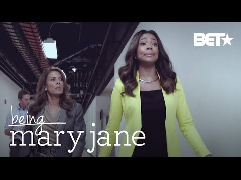 Being Mary Jane - starring Gabrielle Union (a BET movie)