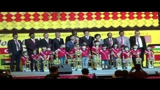 Ментальная арифметика: чемпионат мира 2014, Сингапур