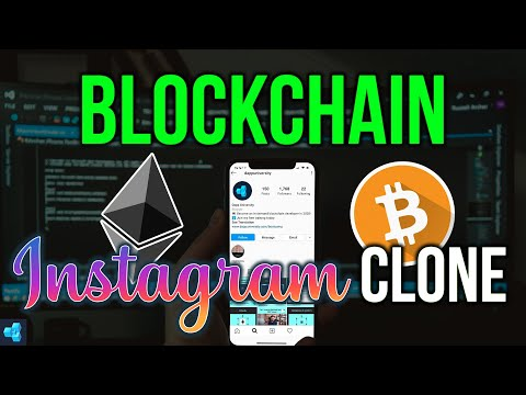 Code an Instagram Clone with Blockchain - Ethereum, Solidity, Web3.js, React