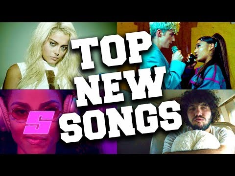 Top 50 New Songs 2018 - August