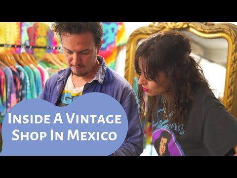 Inside Mexico City's Most Popular Vintage Shop