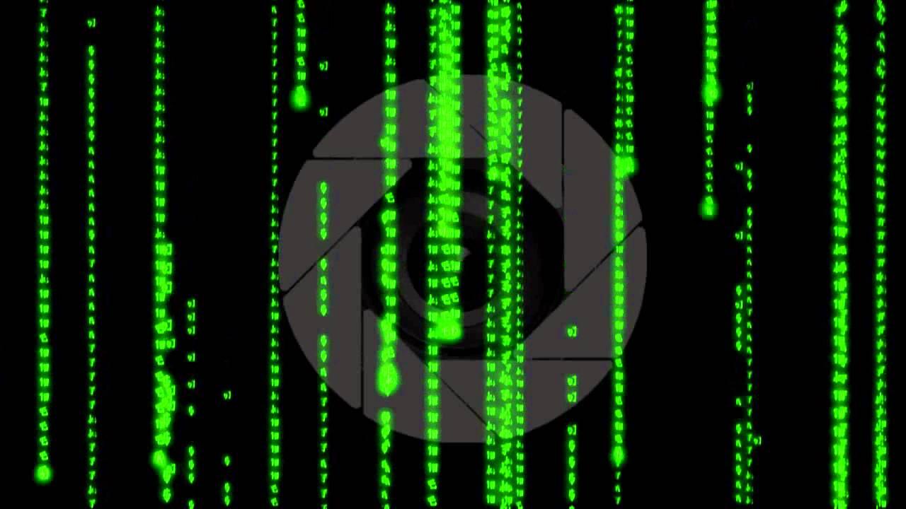 Matrix green color code