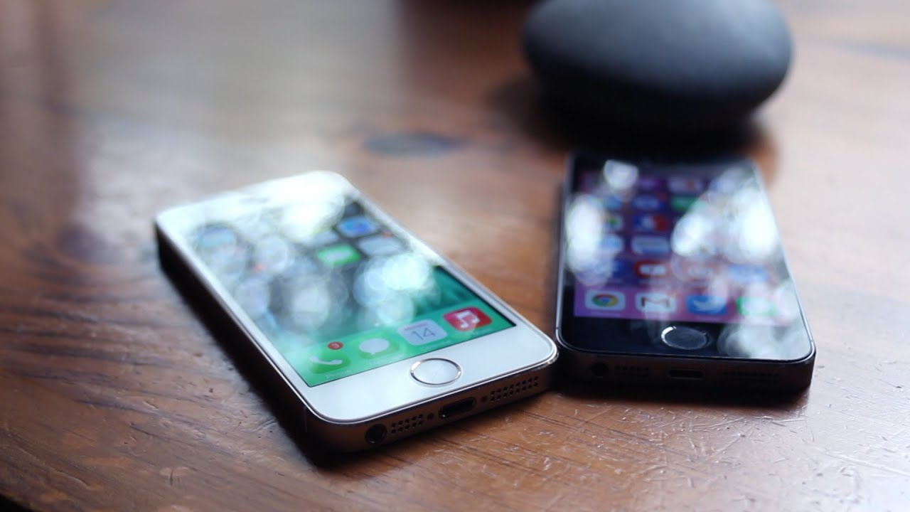 IPhone 5s Gold Vs Black Opinion