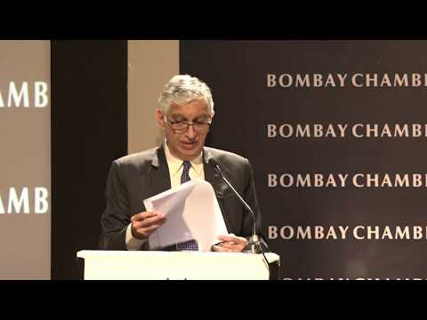 Welcome Remarks by Mr. F.N. Subedar, President Bombay Chamber of Commerce and Industry