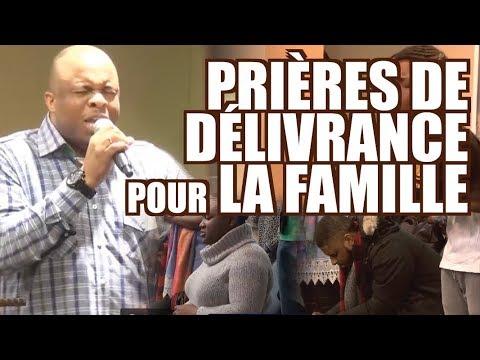 Prière puissante de délivrance pour la famille - Pasteur Thierry Tshinkola - Casarhema
