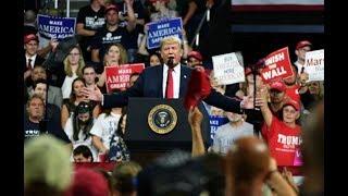 President Trump EXPLOSIVE Speech at MASSIVE Rally in Tupelo Mississippi