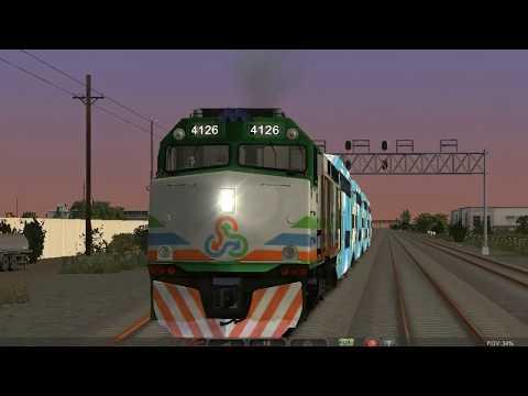 Train Simulator 2018: Tri-Rail Train #634 - Miami To Fort Lauderdale