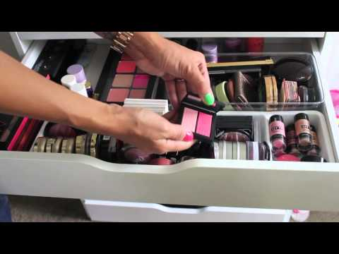 My Makeup Collection 2015! Part 1-Alex Drawers!