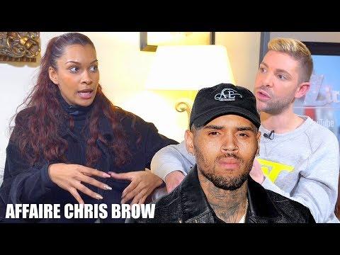 Affaire Chris Brown accusé de viol : Stella raconte sa nuit passée avec le chanteur à Paris ! thumbnail