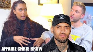 Affaire Chris Brown accusé de viol : Stella raconte sa nuit passée avec le chanteur à Paris !