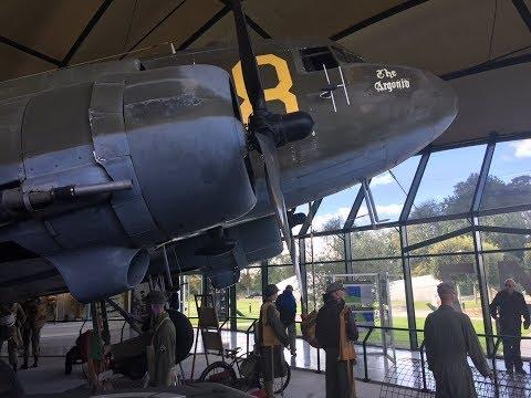 Airborne Museum | Sainte-Mère-Eglise, France.