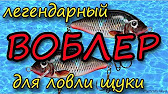 Воблер Jaxon карась (6,8,9,11см) - YouTube