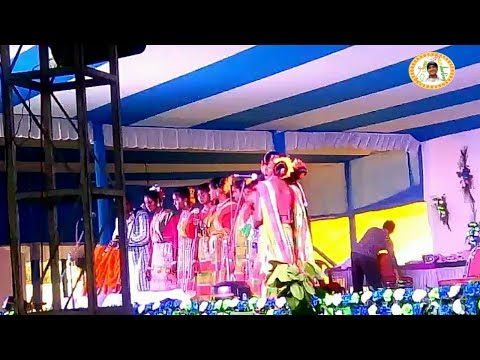 Santali video song on stage program at...