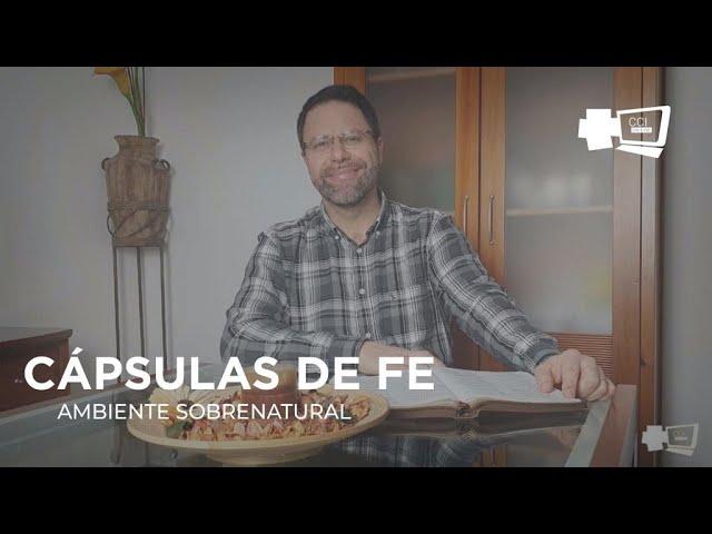 AMBIENTE SOBRENATURAL (Carlos Villanueva)