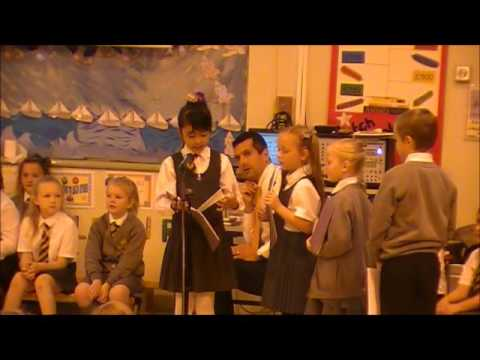 Year 3 The Twits Assembly
