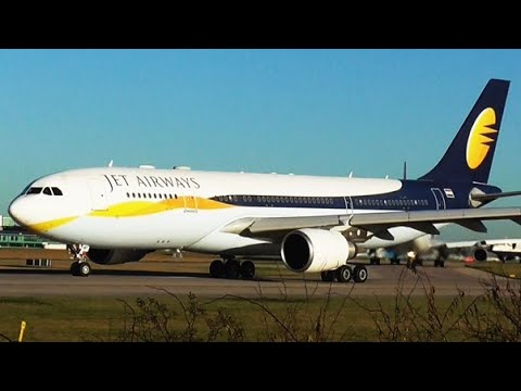 JET AIRWAYS Suspends Operations | Memories at Manchester Airport