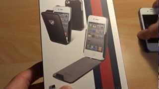 Déballage: Housse Crémieux iPhone 4s