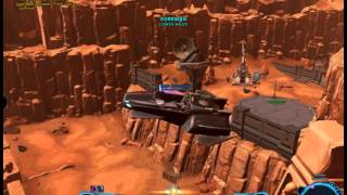 SWTOR Sith Warrior Yugu Episode 3: Slaying the Beast