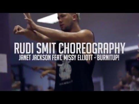 RUDI SMIT | JANET JACKSON FEAT. MISSY ELLIOTT - BURNITUP! | CTDBC